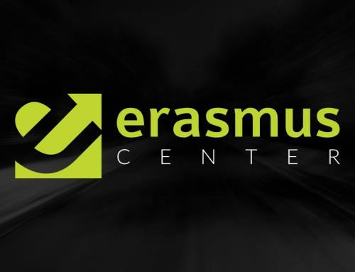 Erasmus Center – Logo Design