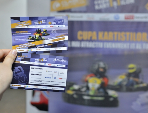 Cupa Kartistilor – Flyer