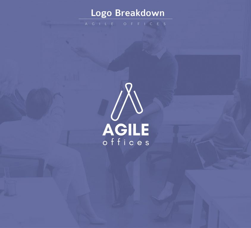 Agile Offices – Logo Breakdown