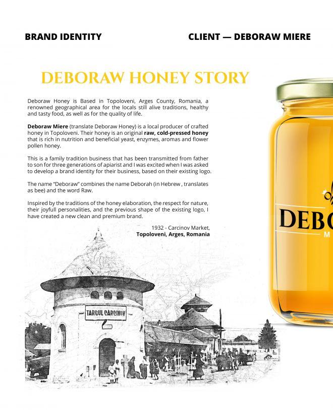 Deboraw-Miere-history TRADUS